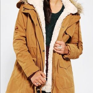 Members Only Urban Outfitters Parka